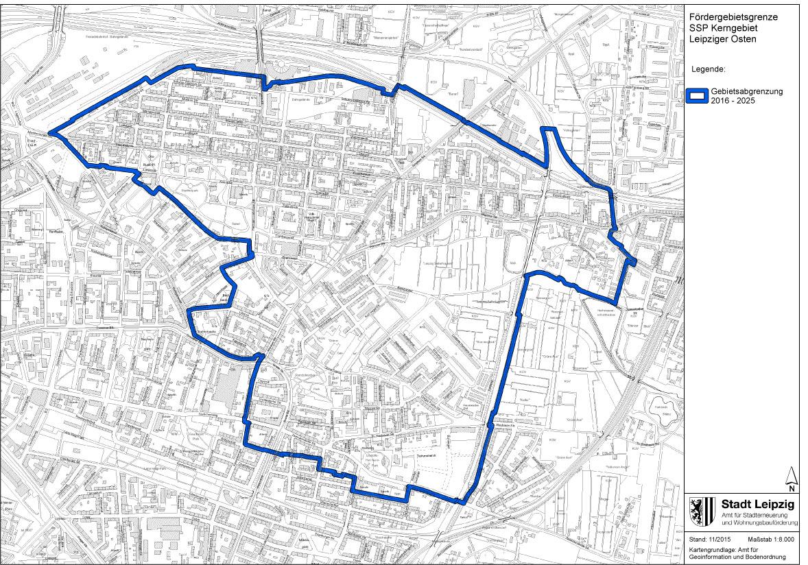 Leipzig Karte Mit Stadtteilen.Www Leipziger Osten De Leipziger Osten Efre Soziale Stadt